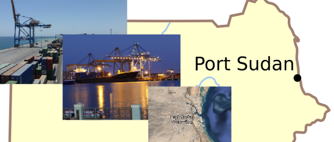 Port Sudan map 3
