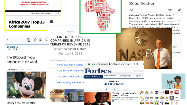 Media Capitals in Africa: More than $50 billion and Real Partner in Establishing African Economic Community