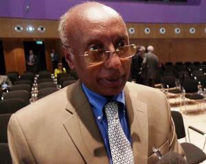 Prof. Berhanu Abegaz