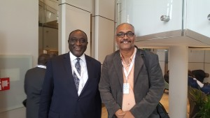 MC-Media Chairman Mekki ELMOGRABI met with HE Minister of Trade and Industry in Ghana Alan Kyerematen.