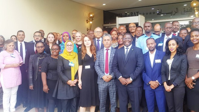 rabat afcfta 24 sep 2019 group photo