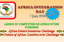 Africa Integration Day logo
