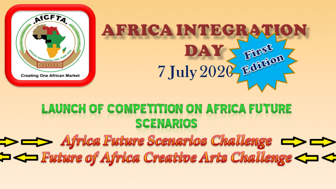 Africa Integration Day logo