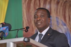 Adedze togo minister