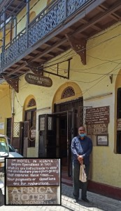 Africa Hotel Oldest in Mombasa